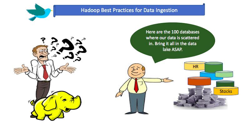 Hadoop Best Practices for Data Ingestion