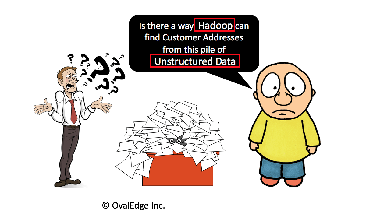 What is Unstructured Data and How to Process it on Hadoop?